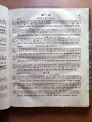 Geistliche Oden und Lieder. Mit ganz neuen: GELLERT, C[hristian] F[ürchtegott].