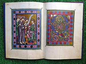 Der Rheinauer Psalter. Meisterwerk der Buchmalerei um: EGGENBERGER, Christoph, und