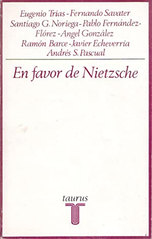 En favor de Nietzsche: VVAA