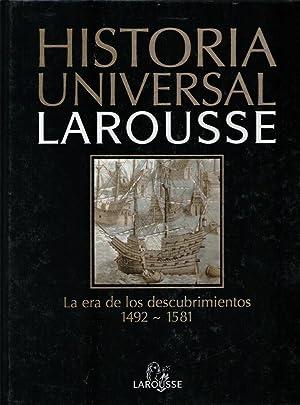 Historia Universal Larousse, 9. Renacimiento, humanismo y: VVAA