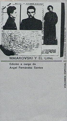 Maiakovski y el cine: Edición de Ángel