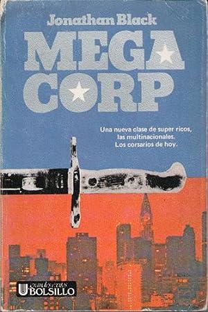Megacorp (Mega Corp). Una nueva clase de: Johnathan Black