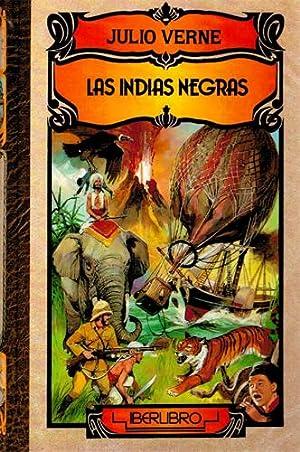 Las indias negras: Julio Verne (Jules