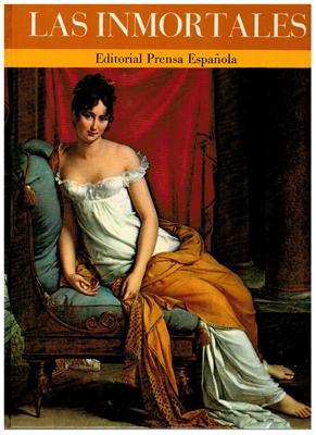 Las inmortales XII (12): Madame de Pompadour,: Varios autores