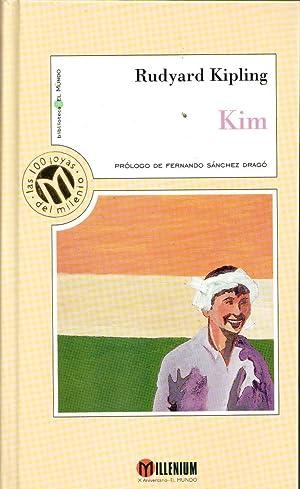 Kim (en español): Rudyard Kipling