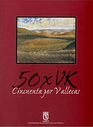 50 x VK. CINCUENTA POR VALLECAS.