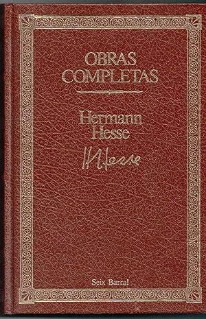 HERMANN HESSE. OBRAS COMPLETAS I. DEMIAN /: Herman Hesse