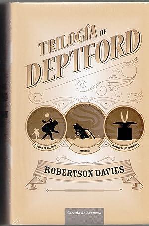 TRILOGIA DE DEPTFORD: EL QUINTO EN DISCORDIA;: Robertson Davies