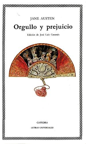 Orgullo y prejuicio: Jane Austen. Edición