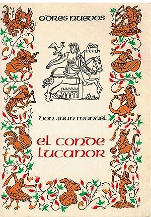 El conde Lucanor. Introducción de Enrique Moreno: Don Juan Manuel