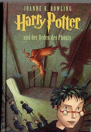 Harry Potter Und Der Orden Des Phönix: J. K. Rowling