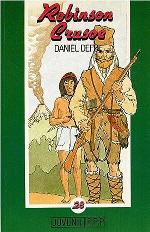 Robinson Crusoe (en español): Daniel Defoe