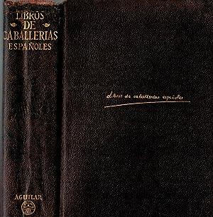 LIBROS DE CABALLERÍAS ESPAÑOLES: El Caballero Cifar.: Estudio preliminar, selección