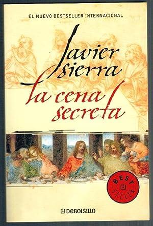 LA CENA SECRETA: Javier Sierra