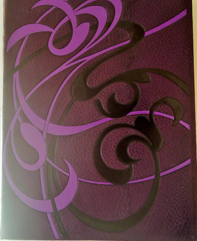 Les fleurs du mal , Lithographies originales de Claude Serre Baudelaire,  Charles