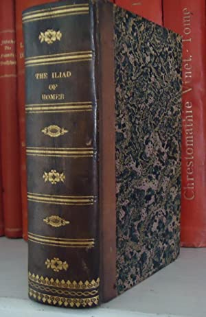 The Iliad of Homer translated by A. Pope. Esq.