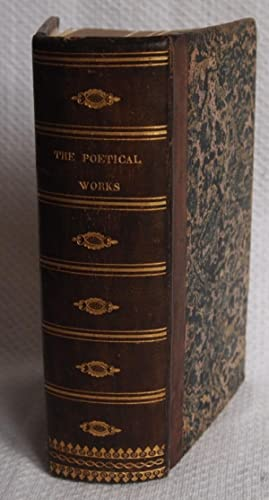Poetical Works complete in one Volume To wich is prefixed the life of the author