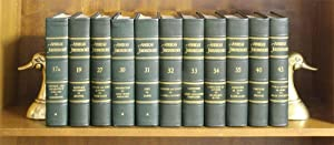 American Jurisprudence [1st series]. 11 vols: Lawyers Cooperative Publishing