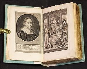 De Jure Belli ac Pacis Libri Tres. Amsterdam, 1735: Grotius, Hugo