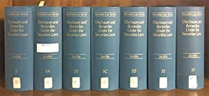 Disclosure and Remedies Under the Securities Laws. 7 Vols Dec./2015: Jacobs, Arnold S.