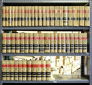 Supreme Court Reporter, West's. Vols. 48 to 89A (1927-1968) 50 books: West Publishing