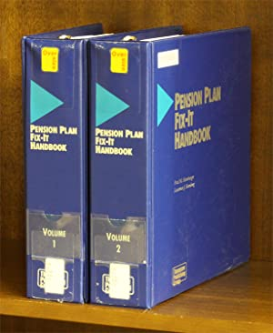 Pension Plan Fix-It Handbook. 2 Vols: Andersen, Mary B.; Paul M. Hamburger
