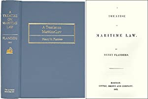 A Treatise on Maritime Law: Flanders, Henry