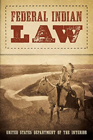 Federal Indian Law: Seaton, Fred A;