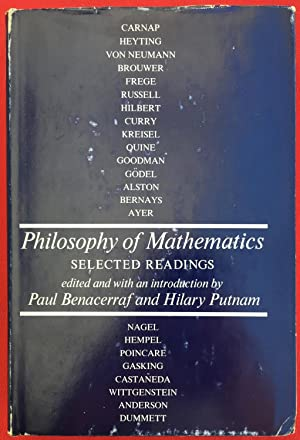 essay in mathematics philosophy selected 1 kant's pre-critical philosophy of mathematics in 1763, kant entered an essay prize competition addressing the question of whether the first principles of metaphysics and morality can be proved, and thereby achieve the same degree of certainty as mathematical truths.