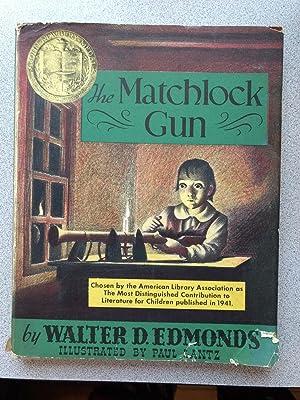 The Matchlock Gun: Walter D. Edmonds