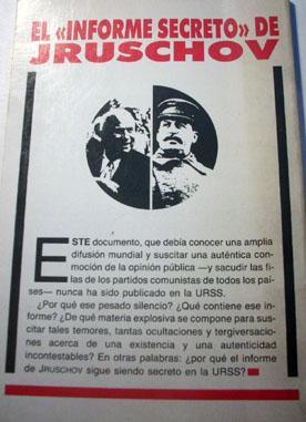 El Informe Secreto de Jruschov: Lluis Rabell