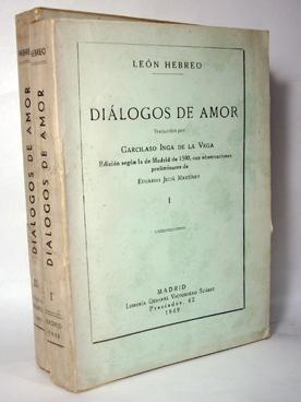 Diálogos de Amor, volumen I y II: Hebreo, León