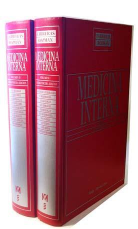 Medicina interna 2 vols.: Farreras, Rozman.
