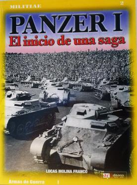 Panzer I. inicio de una saga: Molina, Lucas
