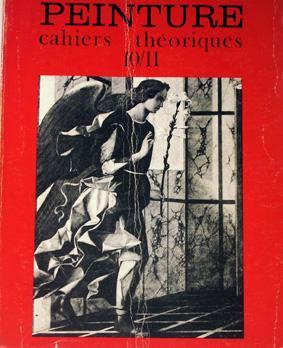 PEINTURE. cahiers théoriques 10/11: Cane, Louis. Devade,