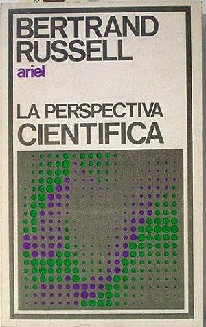 La perspectiva científica. Traducción de G. Sans: Russell, Bertrand.