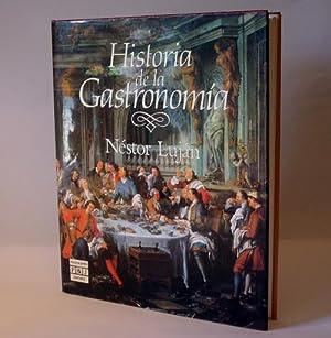 Historia de la Gastronomia.: NESTOR LUJAN.