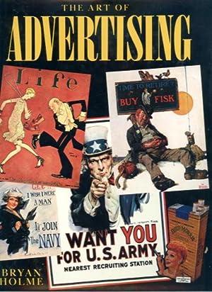 The Art of Advertising: Bryan Holme