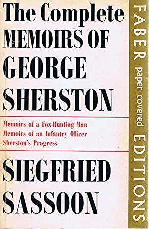 The Complete Memoirs of George Sherston (Memoirs: Siegfried Sassoon