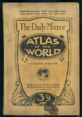 The Daily Mirror Atlas of the World
