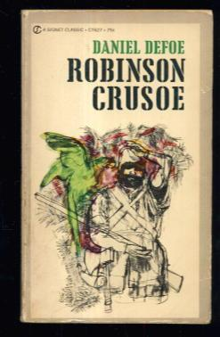 a review of the novel robinson crusoe by daniel defoe