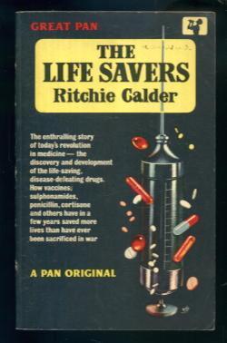 The Life Savers: Ritchie Calder
