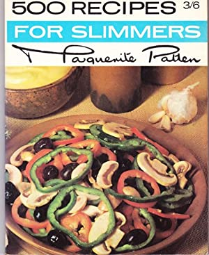 500 Recipes for Slimmers: Marguerite Patten