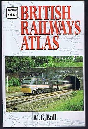 m g ball - abc british railway atlas - AbeBooks