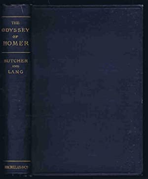 The Odyssey of Homer done into English: S. H. Butcher;