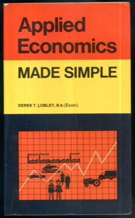 Applied Economics Made Simple