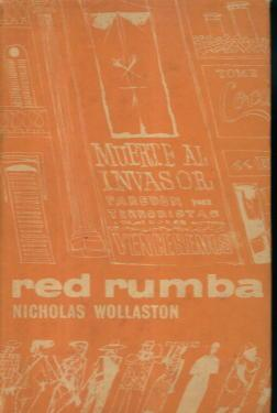 Red Rumba: A Journey through the Caribbean: Nicholas Wollaston