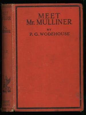 Meet Mr. Mulliner: P. G. Wodehouse