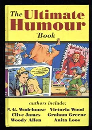 The Ultimate Humour Book: P. G. Wodehouse,