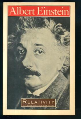 Relativity: The Special and The General Theory: Albert Einstein